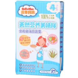 嘉华妈妈金枪鱼海苔蔬菜美味拌