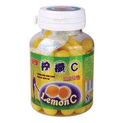 【其他】时代公仔柠檬C脆皮软糖
