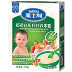 【其他】雅士利钙铁锌营养米粉
