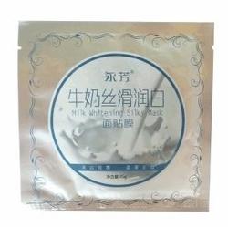 永芳牛奶丝滑润白面贴膜