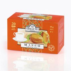 AHMAD TEA芒果味红茶
