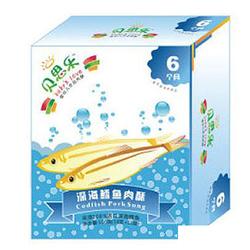 【其他】贝思乐婴幼儿深海鳕鱼肉酥