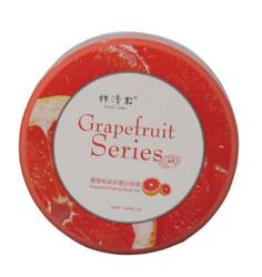 林清轩葡萄柚紧肤磨砂�ㄠ�