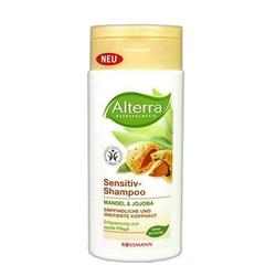 Alterra杏仁荷荷芭油防敏止痒洗发水