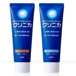 狮王酵素美白牙膏
