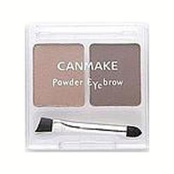 CANMAKE双色眉粉