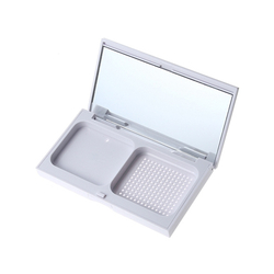 芭比波朗至盈亮白两用粉饼SPF25 PA+++ 空盒