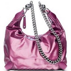 古驰,古姿,古琦金属粉色链条包