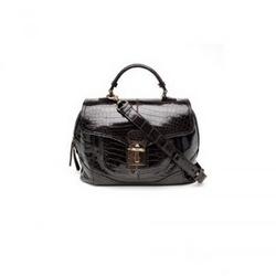 Dolce & Gabbana黑色双带包
