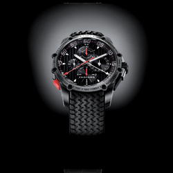 ChopardClassic Racing Superfast Chrono Split Second双追针计时秒表