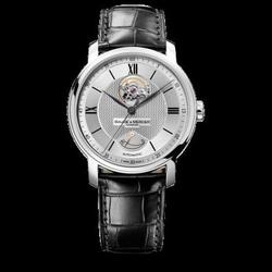 Baume&Mercier蓝宝石男士尊贵手表