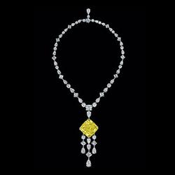 Graff莎莉娜钻石项链