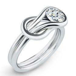 Forevermark,永恒印记拥爱戒指