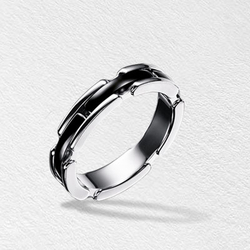 CHANEL,香奈儿ULTRA系列18K白金戒指