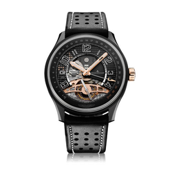Jaeger-LeCoultreAMVOX3 Tourbillon GMT双时区陀飞轮腕表