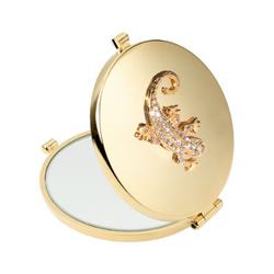 janeke晶鑚24K璀璨金蜥蜴随身镜
