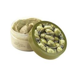 美体小铺橄榄活肤身体磨砂膏