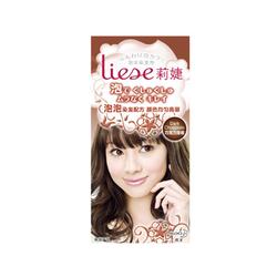 莉婕泡沫染发剂Dark Chocolate 巧克力深棕