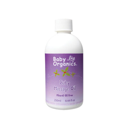 有机配方Baby Organic按摩油