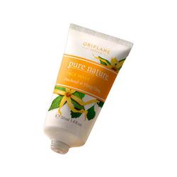 欧瑞莲纯净自然广藿香依兰花保湿面膜