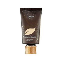 Tarte纯天然亚马逊泥12小时长效粉底液SPF15