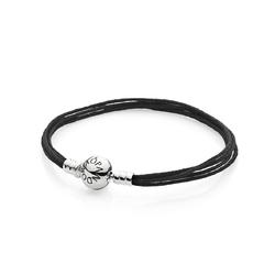 Pandora织物绳手链