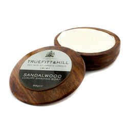 储菲希尔Sandalwood Luxury Shaving Soap