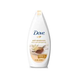 多芬丰盈宠肤沐浴乳 - 乳木果和香草