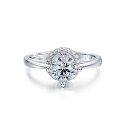 Chow Sang SangDIAMOND IN MOTION「炫动钻饰」 钻石戒指