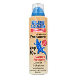蓝蜥蜴脸部物理防晒喷雾