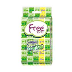【其他】Free•飞湿巾(绿茶•薄荷精华)  Y02