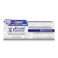 佳洁士3D 炫白系列钻亮炫白牙膏