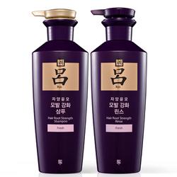 吕滋养韧发_清爽型洗发水/护发素