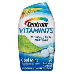 善存Centrum Vitamints 维生素薄荷糖