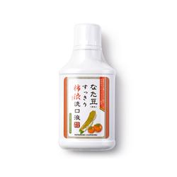 【其他】三和通商刀豆清爽柿油漱口液