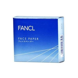 FANCL面油纸