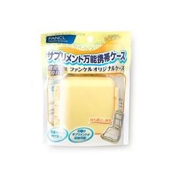 FANCL万能便携式药盒6格
