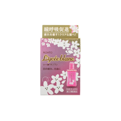 乐敦Lycee blanc樱花眼药水