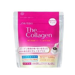 资生堂The Collagen 高美活胶原蛋白粉V