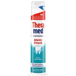 Theramed护齿达清新立式牙膏
