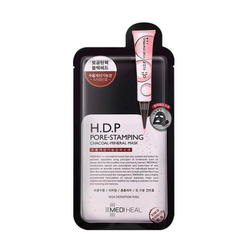 Mediheal美迪惠尔HDP收缩毛孔竹炭面膜