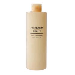 无印良品大容量平衡高保湿化妆水
