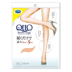 爽健外出型QttO纤腿袜