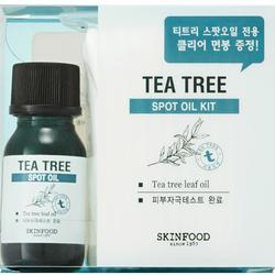 思亲肤茶树舒缓调理局部精华油