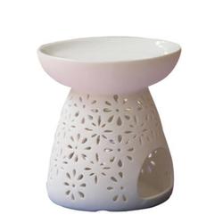 阿芙手工陶瓷镂空香薰炉