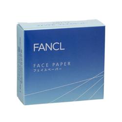FANCL天然麻吸油纸