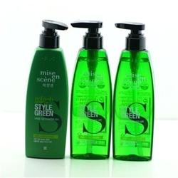 爱茉莉美仙洗发护发套装(绿色套)