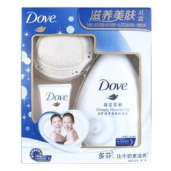 多芬滋养美肤礼盒