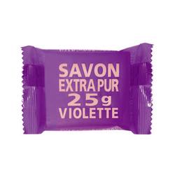 兰西碧紫罗兰香手工皂