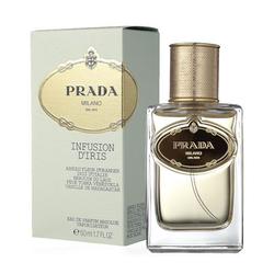 普拉达鸢尾花女士香水